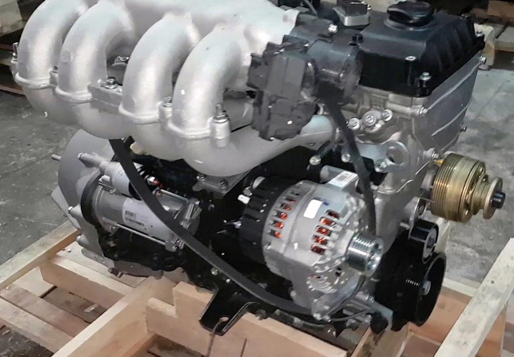 двигатель змз 405 евро 3, двигатель на газель,