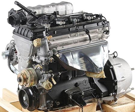 двигатель змз-405 евро-4 40524.1000400-100